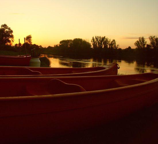 Randonnée canoe bivouac